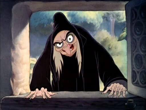 Snow White's Evil Step Mother