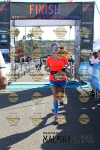 Malibu Half Finish Pic